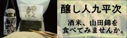 山田錦を食べてみませんか